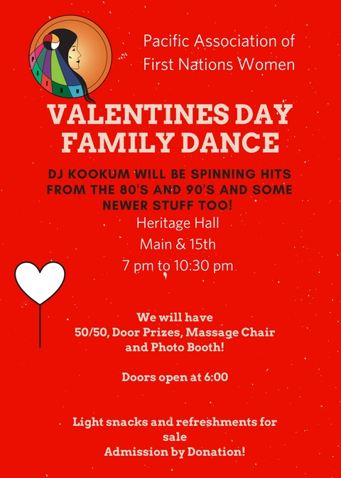 2018 Valentines Day Family Dance